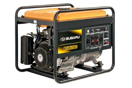 Электростанции Robin Subaru RGX 6500