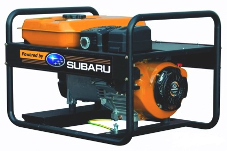 Промышленные электростанции Robin Subaru RGX2900