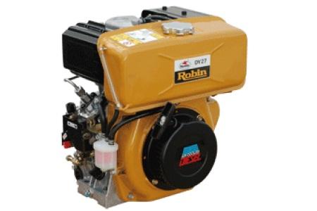 Дизельная модель двигателя Robin Subaru DY 27DS