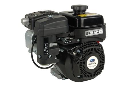 Двигатели Robin-Subaru SP 210 с воздушным охлаждением