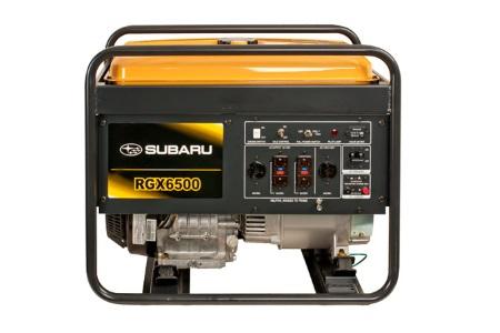 электростанции Robin Subaru RGX