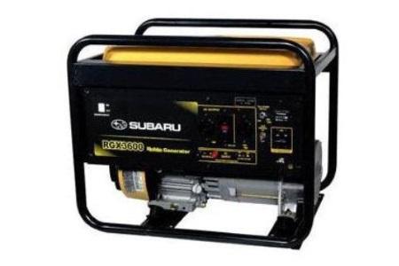 Промышленные электростанции Robin-Subaru RGX 2900