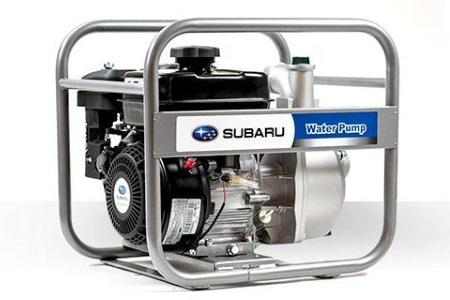 Центробежные мотопомпы Robin Subaru PKX-320