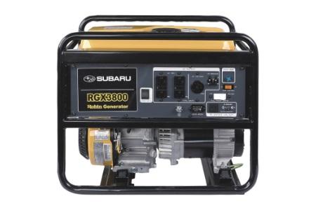 Промышленные электростанции Robin Subaru RGX