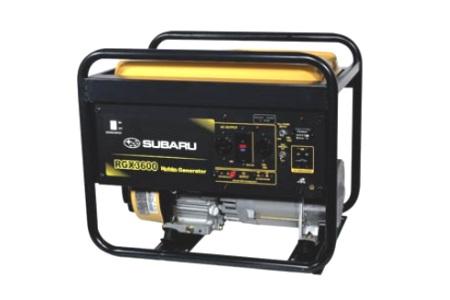 Промышленные генераторы Robin Subaru RGX-3600
