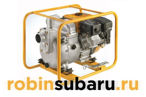 Бензиновая мотопомпа Robin Subaru PTX 301 T