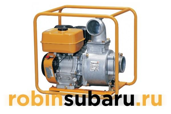 Бензиновая мотопомпа Robin Subaru PTХ 401