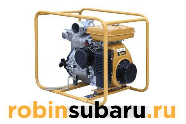 Бензиновая мотопомпа Robin Subaru PTG 305Т