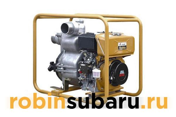 Бензиновая мотопомпа Robin Subaru PTD 306