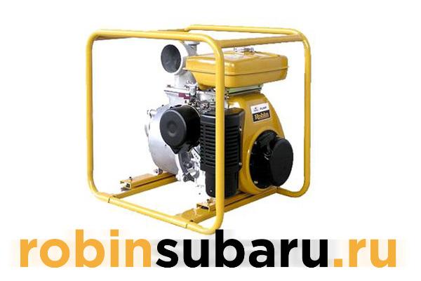 Дизельная мотопомпа Robin Subaru PTD 405T