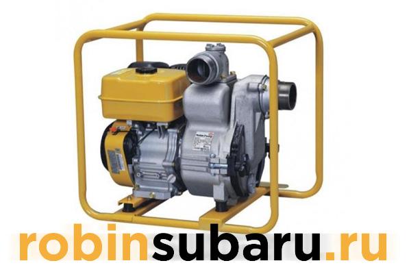 Дизельная мотопомпа Robin Subaru PTD 406