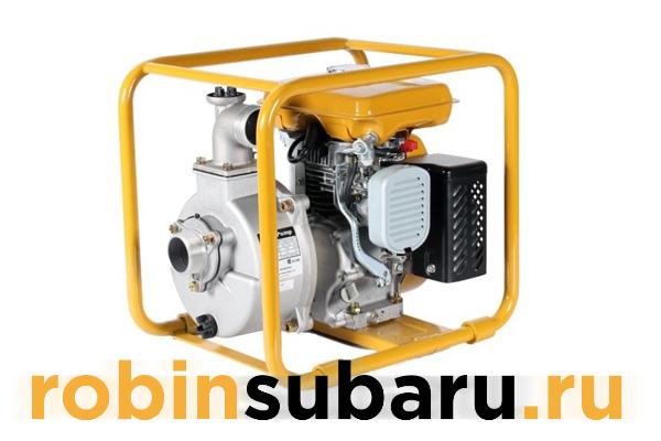 Бензиновая мотопомпа Robin Subaru PTG 208ST