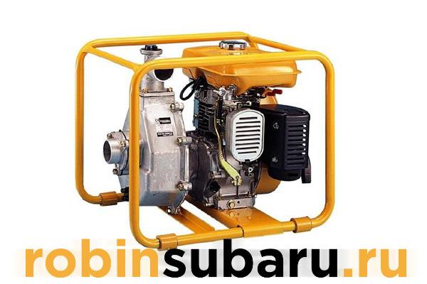 Бензиновая мотопомпа Robin Subaru PTG 208