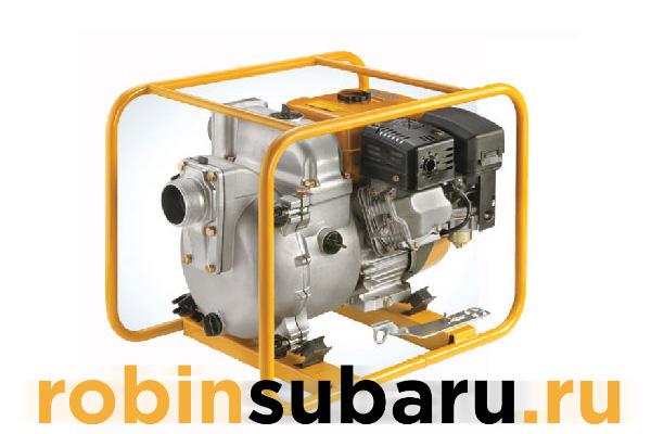 Бензиновая мотопомпа Robin Subaru PTX 201H