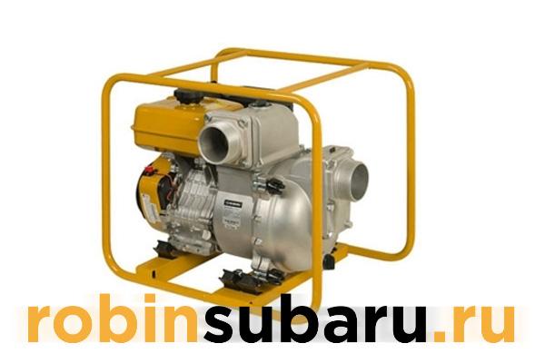 Бензиновая мотопомпа Robin Subaru PTX 401T