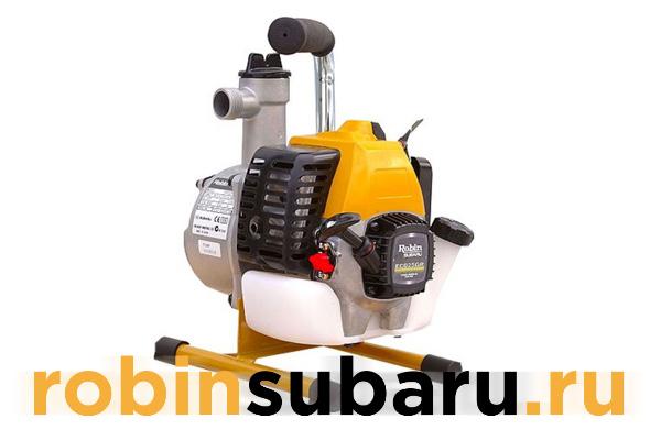 Бензиновая мотопомпа Robin Subaru PTG110