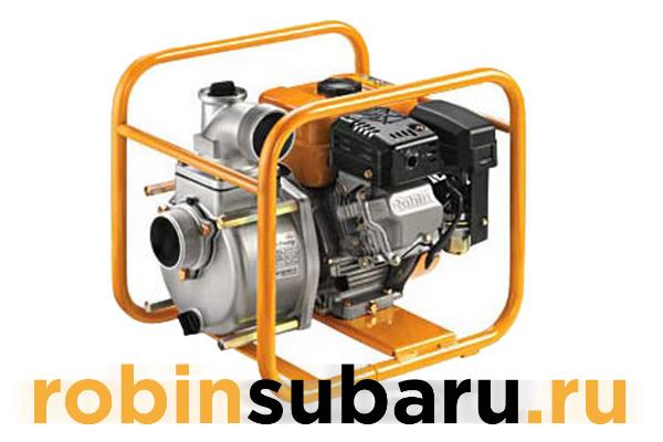 Бензиновая мотопомпа Robin Subaru PTX 301