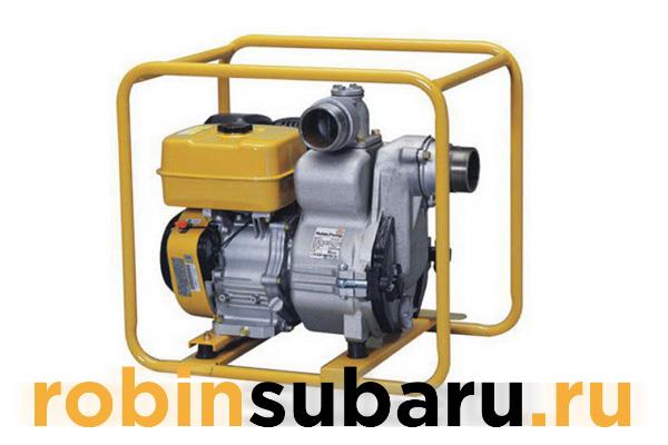 Бензиновая мотопомпа Robin Subaru PTX 301T