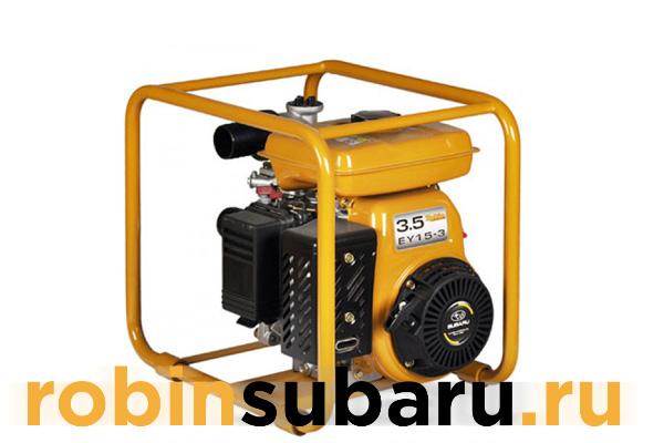 Бензиновая мотопомпа Robin Subaru PTG 208 ST