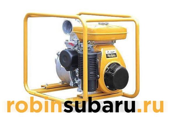 Дизельная мотопомпа Robin Subaru PTD 405 T