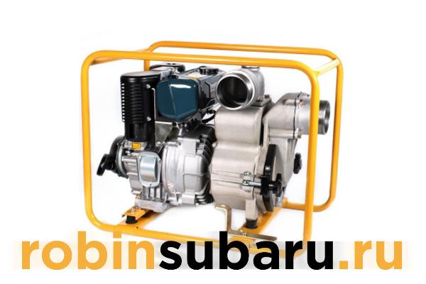 Дизельная мотопомпа Robin Subaru PTD 306