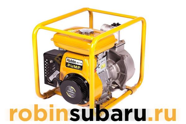 Бензиновая мотопомпа Robin Subaru PTG 210