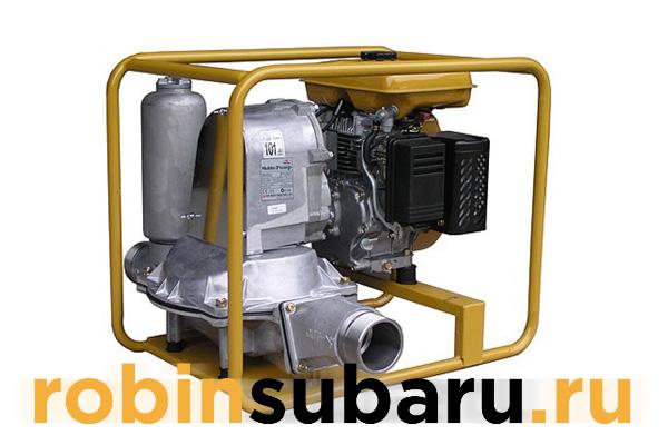 Бензиновая мотопомпа Robin Subaru PTG 307D