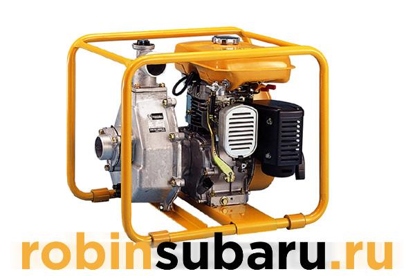 Бензиновая мотопомпа Robin Subaru PTG 208Н
