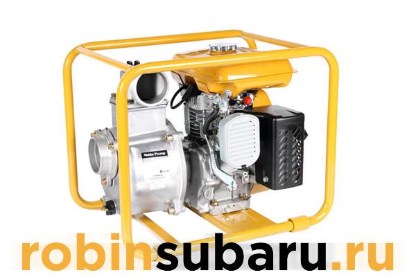 Бензиновая мотопомпа Robin Subaru PTG 307 ST