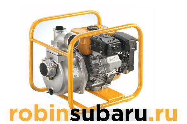 Бензиновая мотопомпа Robin Subaru PTX 301D