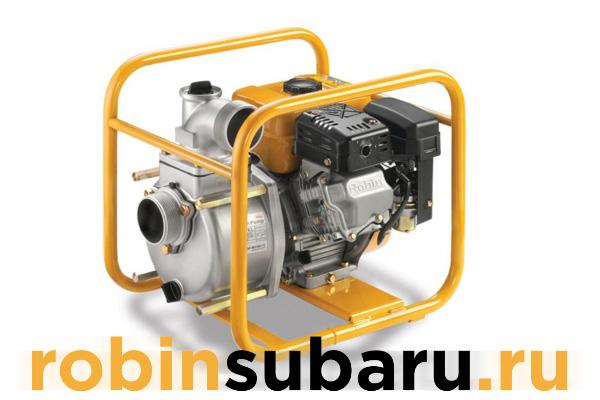 Бензиновая мотопомпа Robin Subaru PTX 301Т