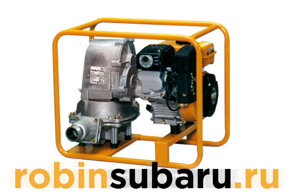 Бензиновая мотопомпа Robin Subaru PTX 201D