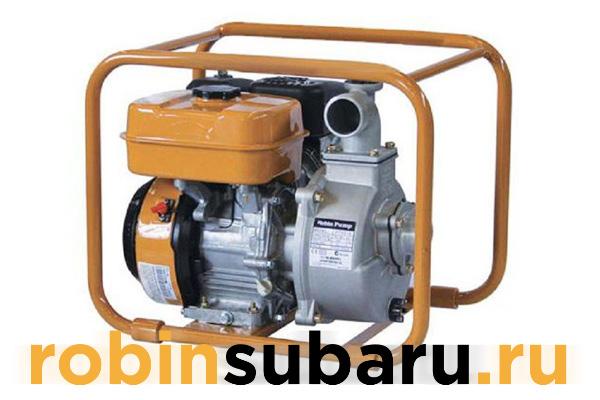 Бензиновая мотопомпа Robin Subaru PTX 320ST