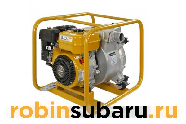 Бензиновая мотопомпа Robin Subaru PTG 208T