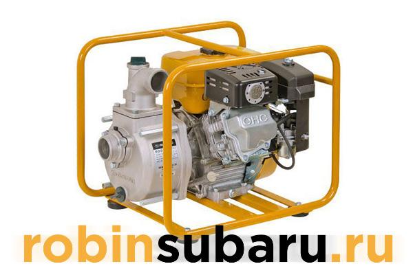 Бензиновая мотопомпа Robin Subaru PTG 210ST