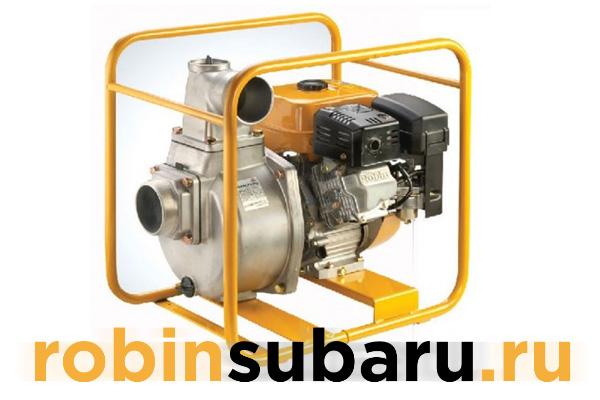 Бензиновая мотопомпа Robin Subaru PTX 401