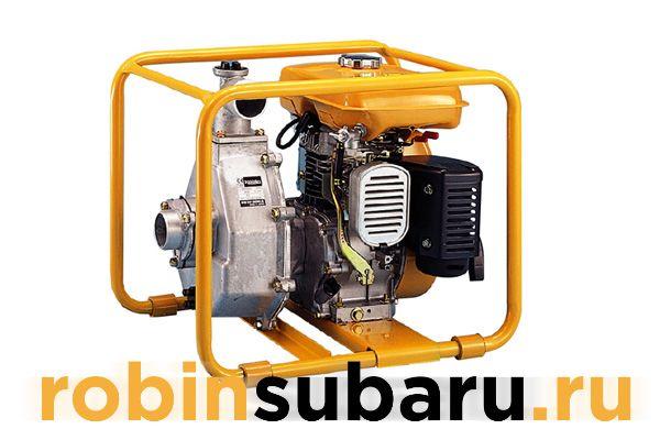 Бензиновая мотопома Robin Subaru PTG 210