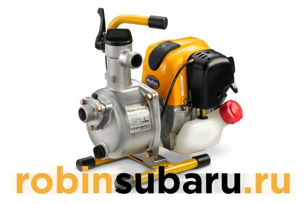 Бензиновая мотопомпа Robin Subaru PTV 101