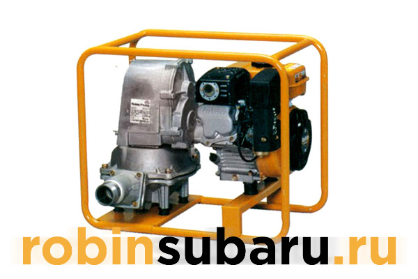мотопомпа Robin Subaru PTX 201D