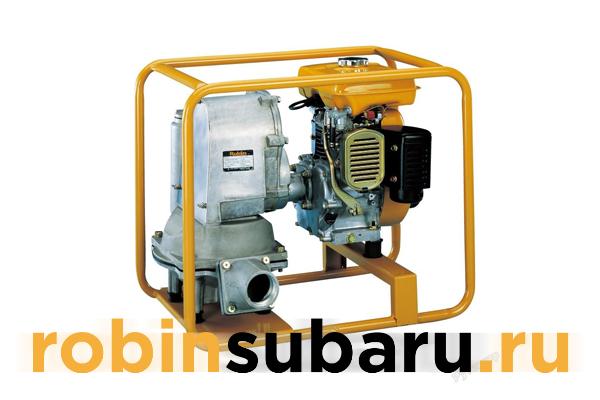 мотопомпа Robin Subaru PTG208D