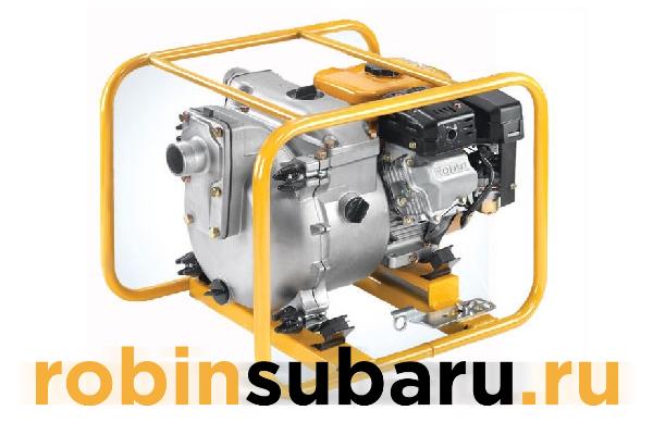 мотопомпа Robin Subaru PTX 201T