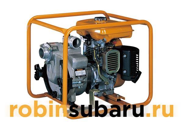 мотопомпа Robin Subaru PTG 208Т