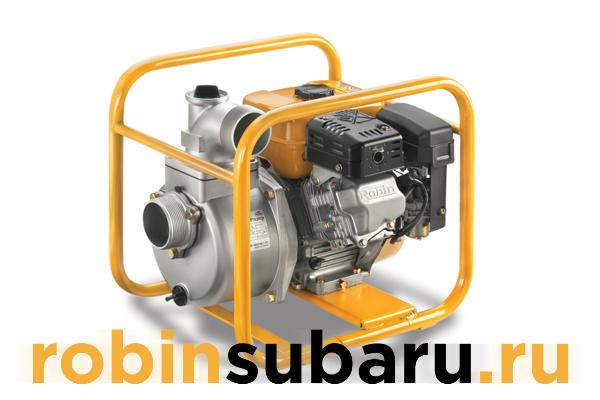 мотопомпы Robin Subaru PTX 301T