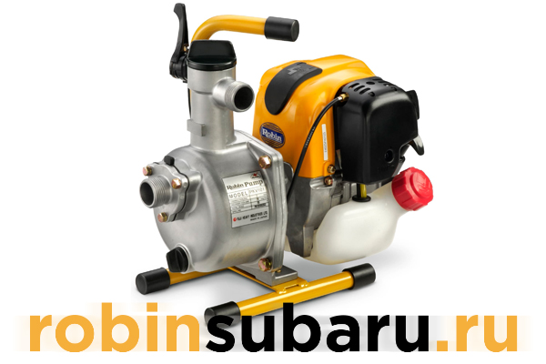 мотопомпа Robin Subaru PTG110
