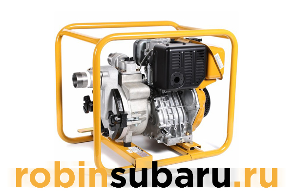 мотопомпа Robin Subaru PTD 206 T