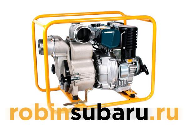 мотопомпа Robin Subaru PTD 406