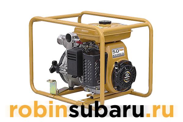 мотопомпа Robin Subaru PTG 305T