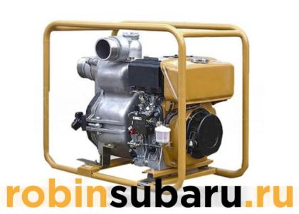 мотопомпа Robin Subaru PTD 405T
