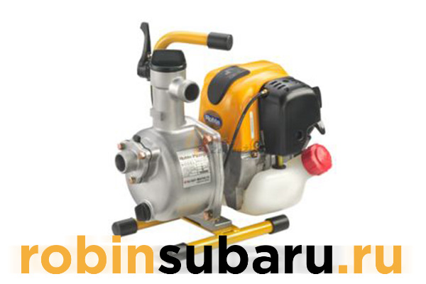 бензиновая мотопомпа Robin-Subaru-PTV-101