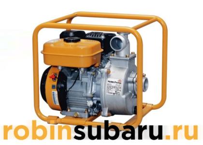 бензиновая мотопома Robin-Subaru-PTX-201T